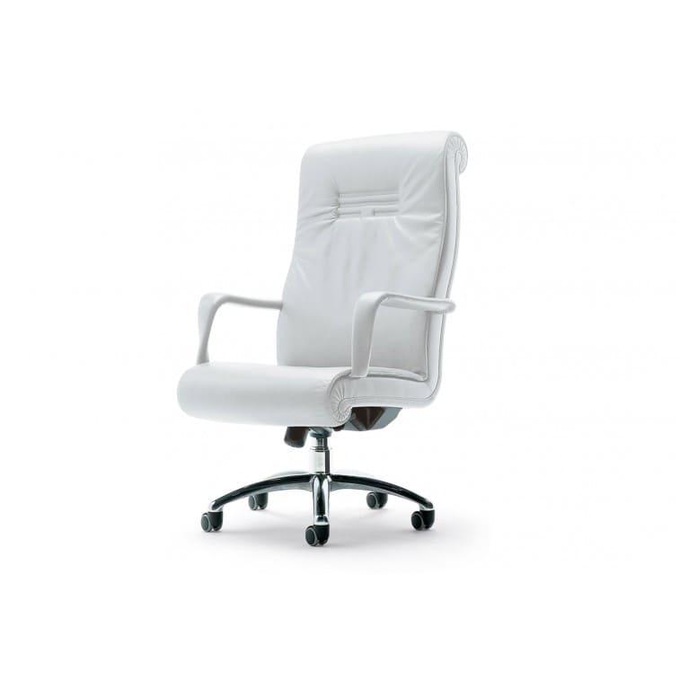 Forum Collection Executive-Executive Armchair-Poltrona Frau-Poltrona Frau