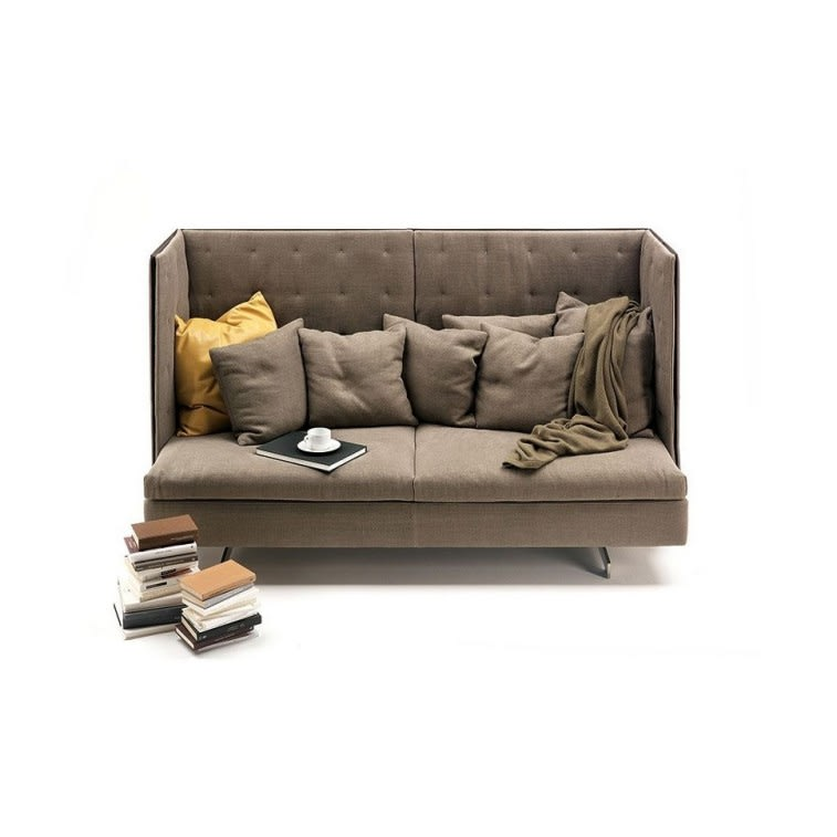 Grantorino HB Three Seater Sofa Large-Sofa-Poltrona Frau-Jean-Marie Massaud