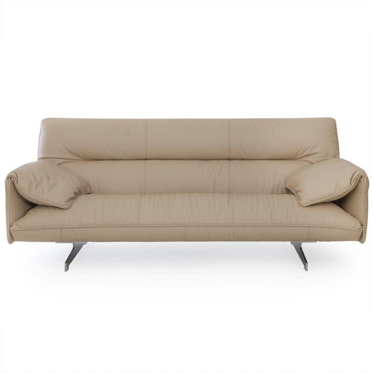 Antohn 2 Seater Sofa Large-Sofa-Poltrona Frau-Jean-Marie Massaud