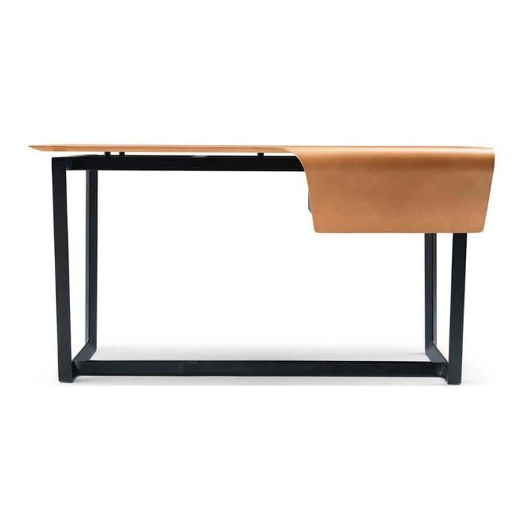 Fred-Desk-Poltrona Frau-Roberto Lazzeroni