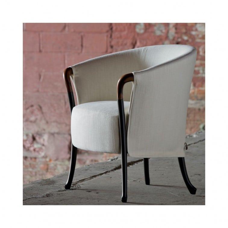 Progetti 63230 Armchair in beech wood-Armchair-Giorgetti-Centro Ricerche Giorgetti