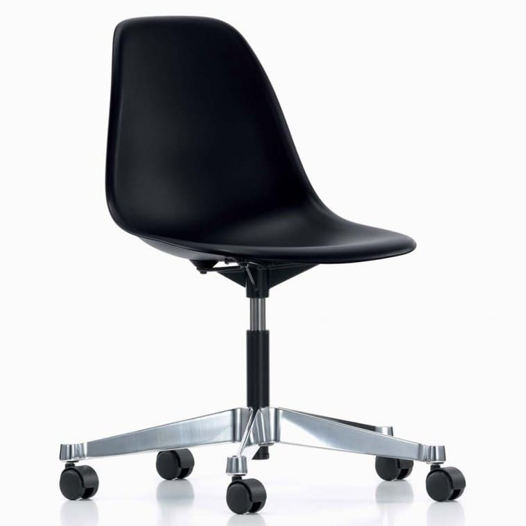 Eames Plastic ArmChair PSCC-Chair-VItra-Charles & Ray Eames