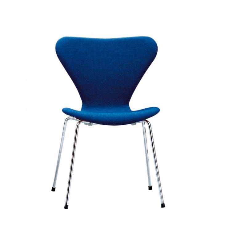 Series 7-3107-padded-Chair-Fritz Hansen-Arne Jacobsen