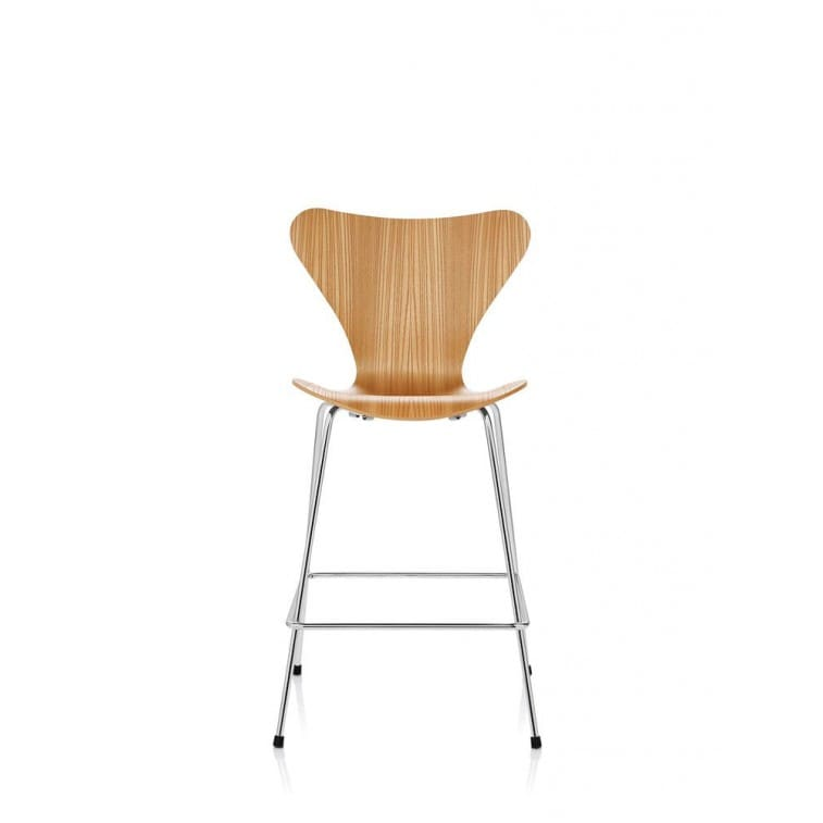 Series 7-3187-3197-Stool-Fritz Hansen-Arne Jacobsen