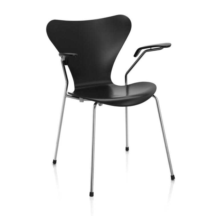 Series 7-3207-Chair-Fritz Hansen-Arne Jacobsen