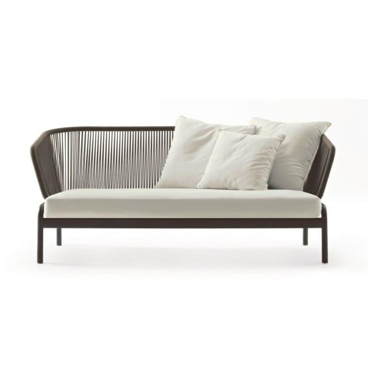 Spool Three-Seated Sofa-Sofa-Roda-Rodolfo Dordoni