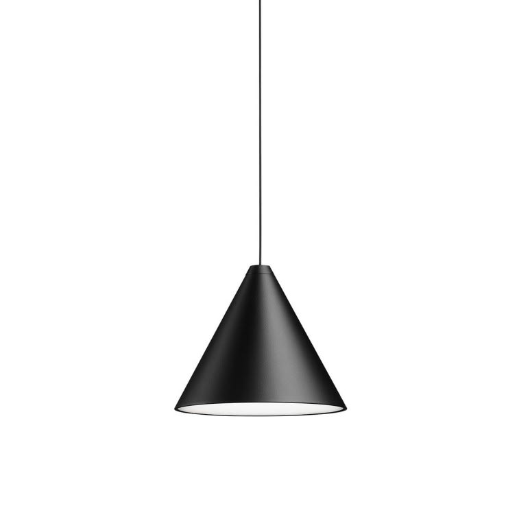 flos string light cone head suspension lamp anastassiades