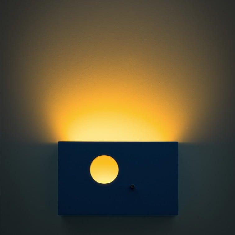davide groppi sunset lamp