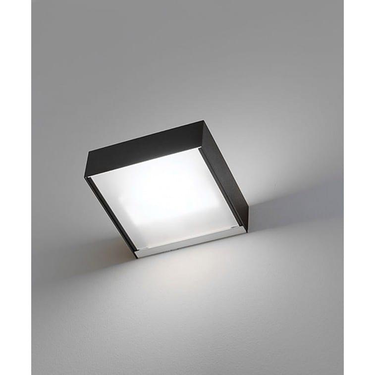 Toast LED-Wall Lamp-Davide Groppi-Alberto Zattin Design Davide Groppi