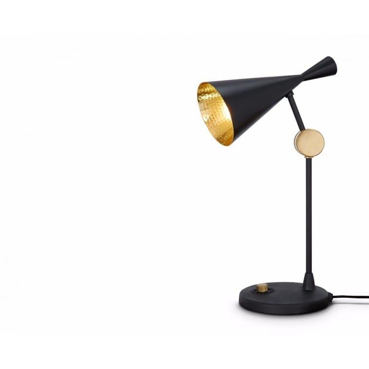 Beat Table Lamp Black