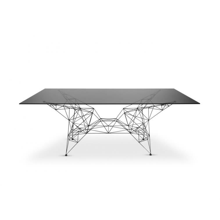 Tom Dixon Pylon dining table