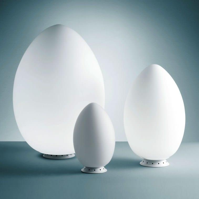 Uovo-Table Lamp-Fontana Arte-Archivio storico Fontana Arte