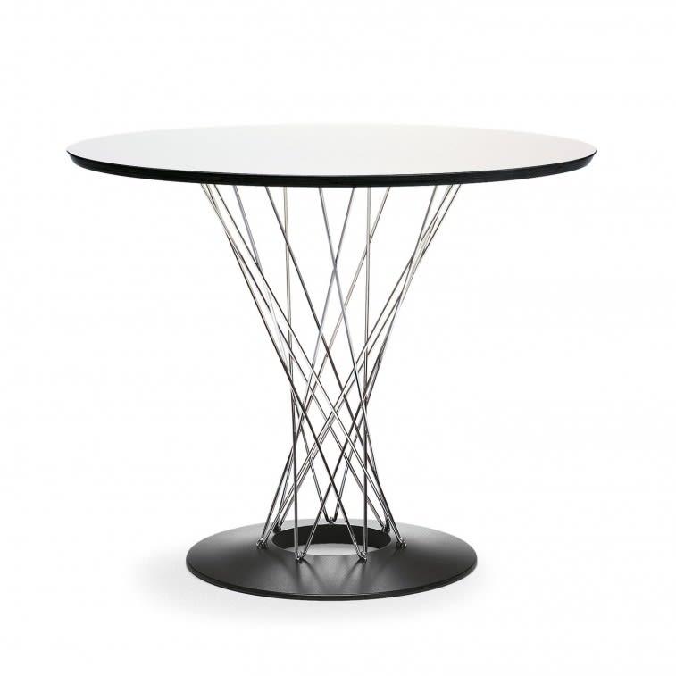 vitra dining table noguchi