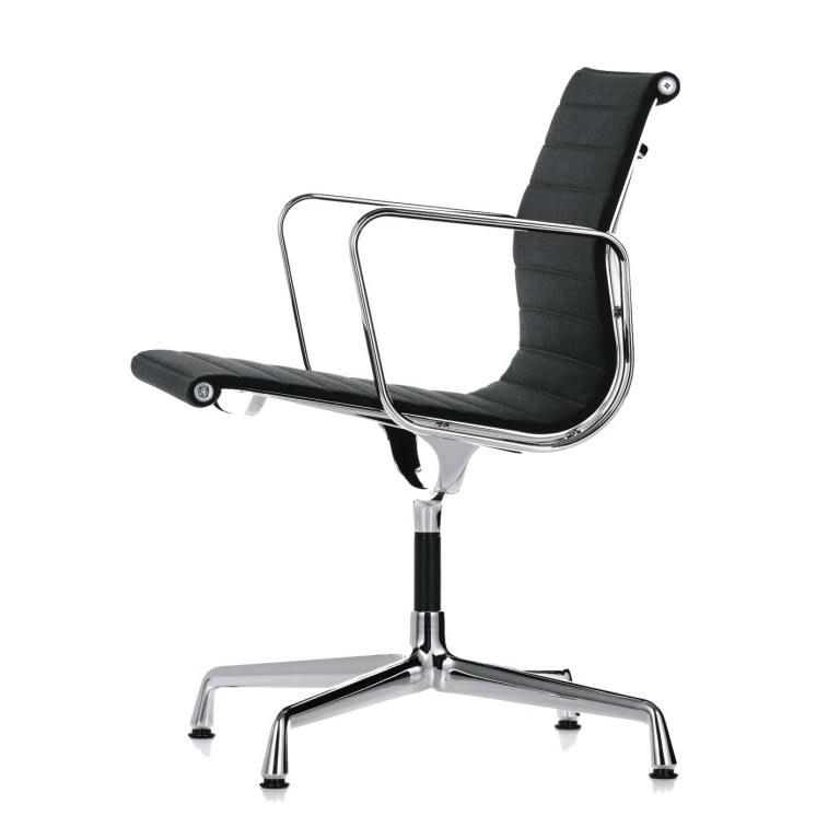 vitra eames aluminium chair 105 107 108