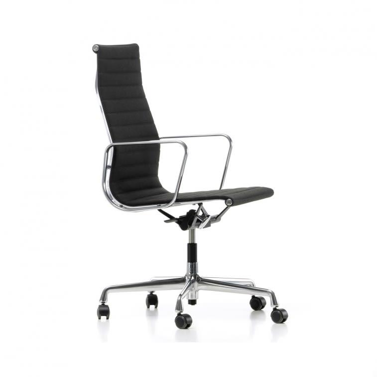 vitra eames aluminium chair ea 117 118 119