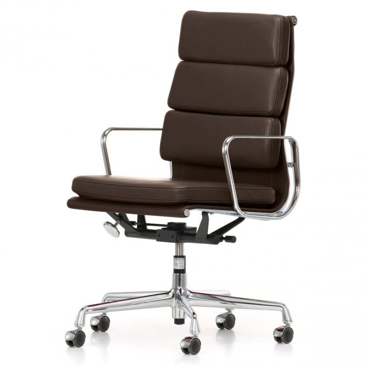 vitra eames soft pad chair 217 219