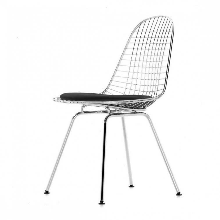 vitra eames wire chair DKX