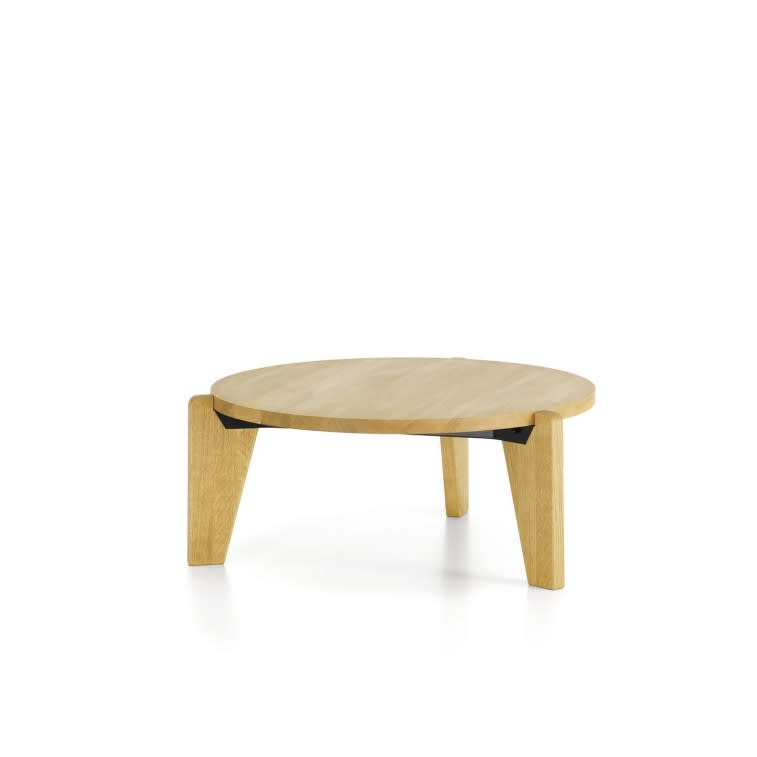 vitra gueridon bas side table prouve