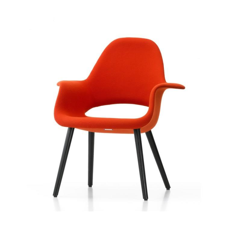Organic chair-Chair-VItra-Charles & Ray Eames Eero Saarinen