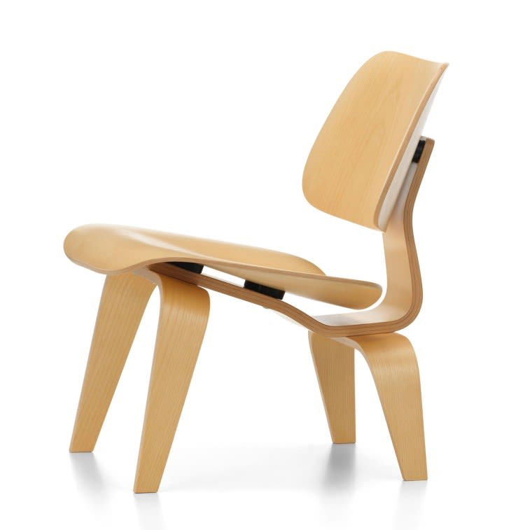 vitra plywood group LCW eames