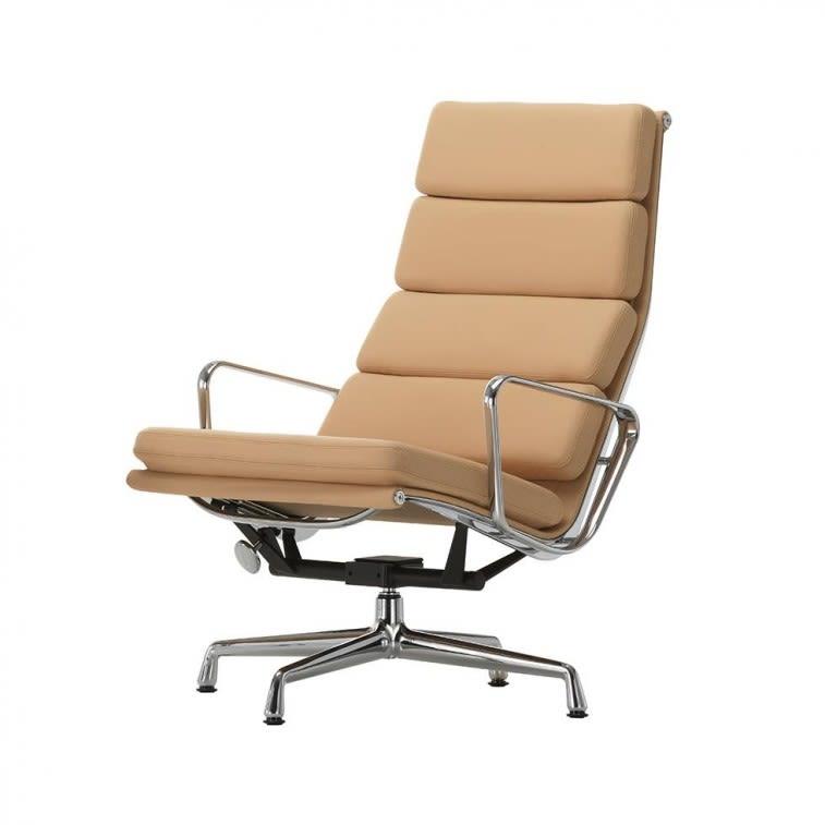 vitra eames soft pad chair EA 222 223