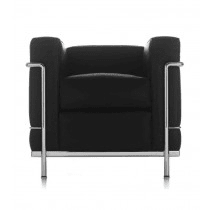 LC2 Armchair Cassina Le Corbusier, Jeanneret, Perriand