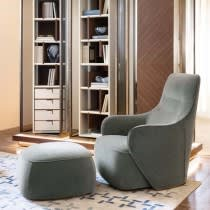 Caddy Armchair Giorgetti Carlo Colombo