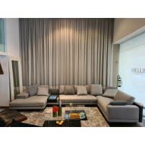 Mondrian Sofa Poliform Jean-Marie Massaud