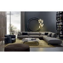 Tribeca Sofa Poliform Jean-Marie Massaud