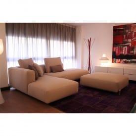 Pianoalto sofa ecru-Sofa-Zanotta-Ludovica+Roberto Palomba