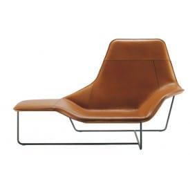 921 Lama-Chaise longue-Zanotta-L. & R. Palomba