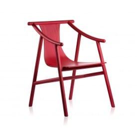 Magistretti-03-01 Armchair-Chair-Gebruder Thonet Vienna-Vico Magistretti