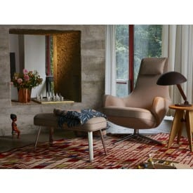 Repos Armchair-Lounge Chair-VItra-Antonio Citterio