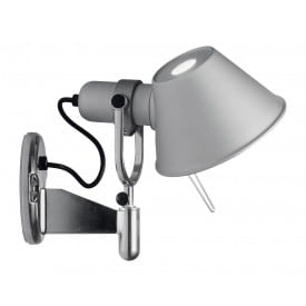 artemide tolomeo spotlight wall lamp