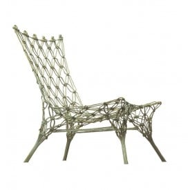 cappellini knotted chair armchair