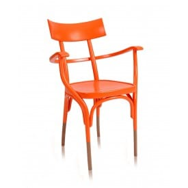 Czech with Armrests-Chair-Gebruder Thonet Vienna-Hermann Czech