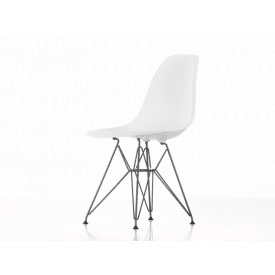 Eames Plastic Side Chair DSR-Chair-VItra-Charles & Ray Eames