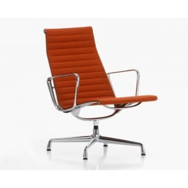 Aluminium Chair EA 105 -Chair-VItra-Charles & Ray Eames