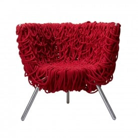 Edra Vermelha Armchair