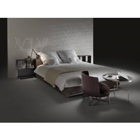 flexform groundpiece slim bed