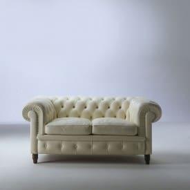 Chester 2 seater Sofa-Armchair-Poltrona Frau-Renzo Frau
