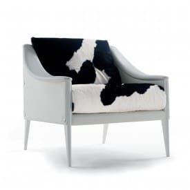 Dezza 12 Armchair-Armchair-Poltrona Frau-Gio Ponti