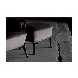 Progetti 63350 Stool in beech wood-Armchair-Giorgetti-Centro Ricerche Giorgetti