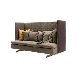 Grantorino HB Two Seater Sofa-Sofa-Poltrona Frau-Jean-Marie Massaud