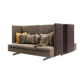 Grantorino HB Three Seater Sofa -Sofa-Poltrona Frau-Jean-Marie Massaud
