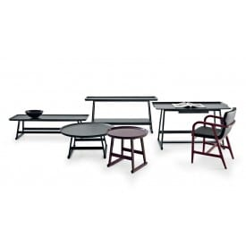 Maxalto Recipio Small Table Black Group