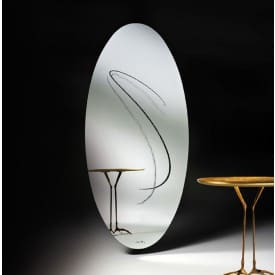 "Le Miroir ""S""-Mirror-Cassina-Man Ray"