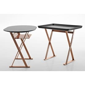 Pathos Side Table-Side Table-Maxalto-Antonio Citterio