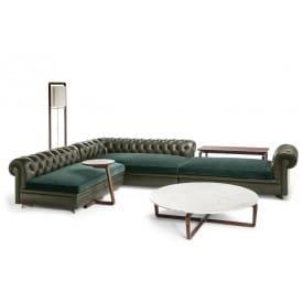 poltrona frau chester line sofa