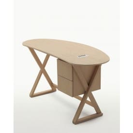 Sidus Desk Curved Top-Desk-Maxalto-Antonio Citterio
